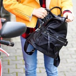 plecaczek damski