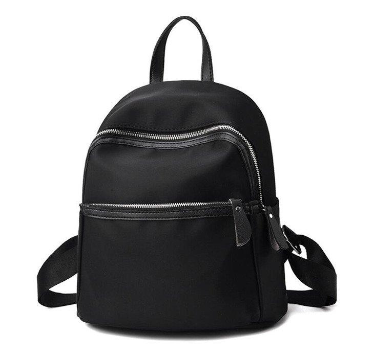 e3e5e1a972fd4 Mini plecak damski czarny  Mini plecak damski czarny ...