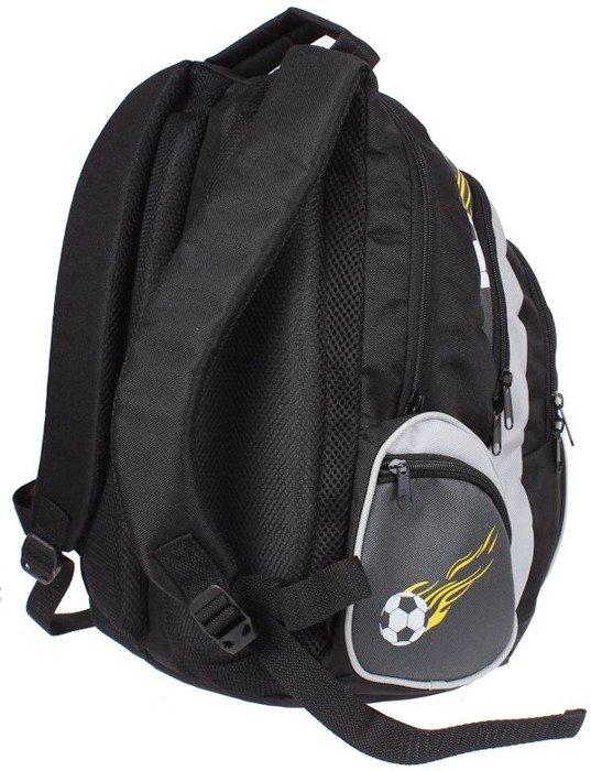 366e8c8eaf395 ... Plecak szkolny dla chłopca Piłkarski pakowny mocny ...