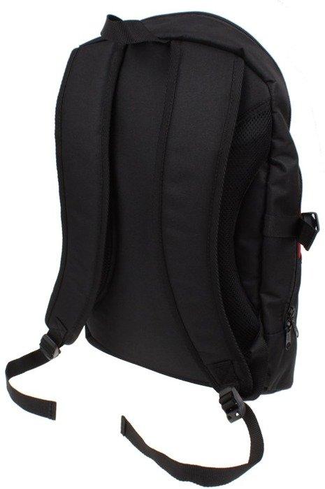 3a7531551f1d ... Plecak szkolny dla chłopca czarny z kieszenią na laptopa ...