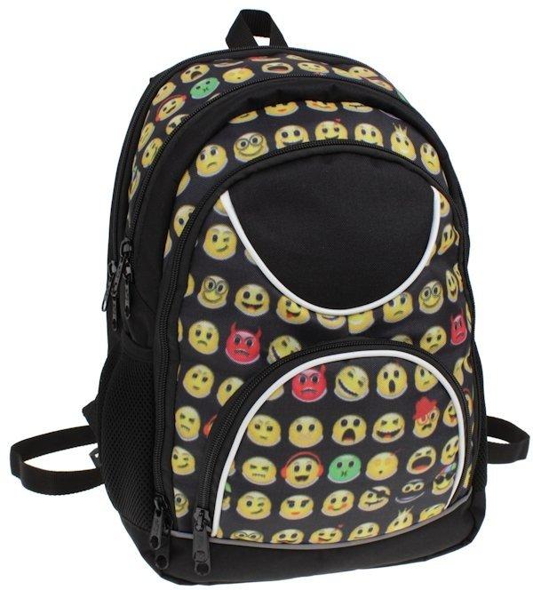 55d59e95ebdb7 Plecak szkolny dla dziewczyny emoji  Plecak szkolny dla dziewczyny emoji ...