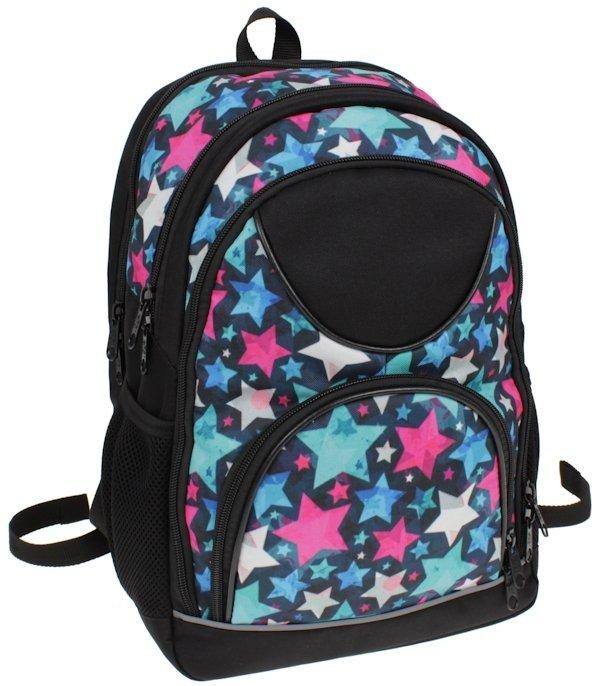 3b4eecea832b9 ... Plecak szkolny dla dziewczyny w gwiazdki ...