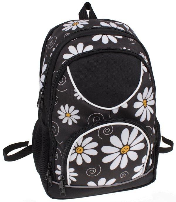 a5256aea5fa03 ... Plecak szkolny dla dziewczyny w stokrotki polski produkt ...