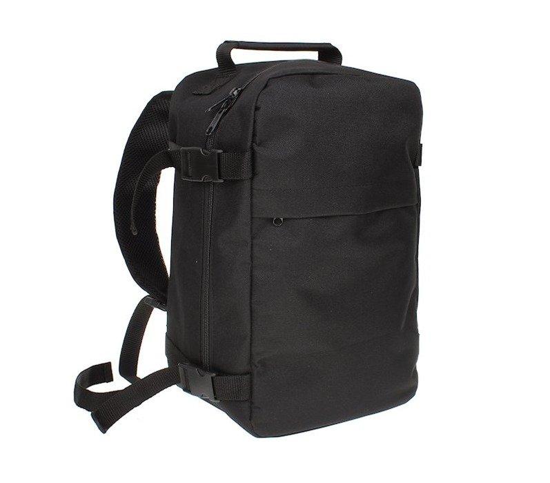 7d54a9521ddd4d Plecak 40x20x25 czarny | Sklep z torbami i plecakami Pariso.pl
