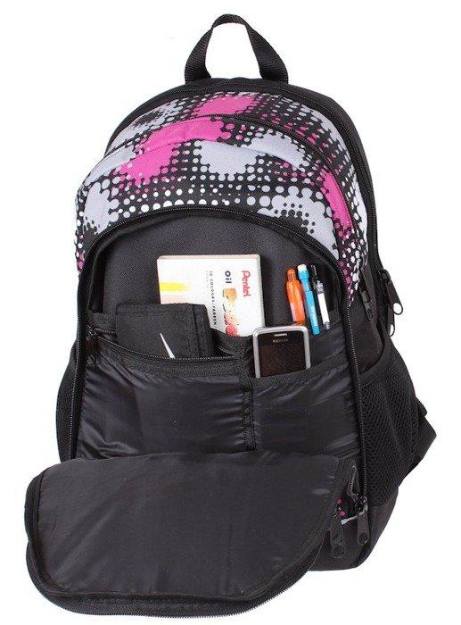 0b2be82042307 Zestaw do szkoły dla dziewczynki plecak z torbą i piórnikiem. Polski  produkt.