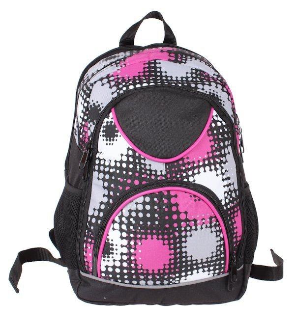 a5233b638c1a6 Zestaw do szkoły dla dziewczynki plecak z torbą i piórnikiem. Polski  produkt.